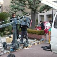 NHK「ゆく年くる年」カメリハの準備