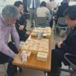 3月25日新宿将棋センターでの指導対局の風景