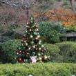 旧松本邸のクリスマス飾り