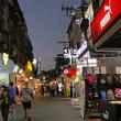 のんびり・台湾 台北市 毎晩お祭り・士林夜市