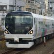 2017年10月18日 中央本線 西荻窪 E257系 M110編成 かいじ 111号
