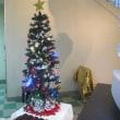 芸術棟クリスマスツリー点灯式