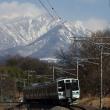 2017年3月22日 再び松本周辺撮り鉄、、のはずが・・・