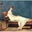 8 Madame Recamier, Jeanne Francoise Julie Adelaide Recamier  1777-1849