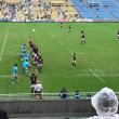 早稲田大学vs筑波大学のラグビー対抗戦は33:10で早稲田大学の勝利。