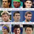 テニス男子シングルス