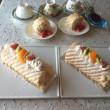 フルーツロールケーキのレッスン