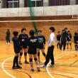 大学生コーチ実習!