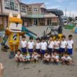 幼稚園の砂場の砂補充事業に参加!