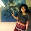 池田あきこ先生のサイン会を開催いたしました。 @nara_mise