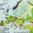 07年第1問設問A ヨーロッパの自然と産業