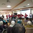 「もりの笛」病院で演奏