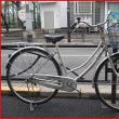 ★中古・リサイクル自転車・27インチ・変速無し・LEDオートライト・1台出来ました