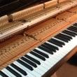 ピアノの弱音ペダルの異音