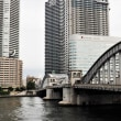 中央区築地 勝どき橋