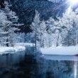 冬の上高地を撮る