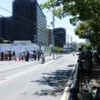 大阪拘置所前はカメラマン・TVクル―で一杯