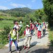 16 琴石山(545m:山口県柳井市)登山(続き)  一部送迎バスに帰着