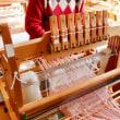 手織り三昧の人たち