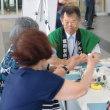 JR上尾駅「ググッとぐんま観光キャンペーン」で世界遺産伝道活動