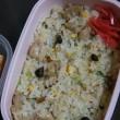 9月12日  鶏葱炒飯弁当