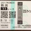 札幌2日目5Rの新馬戦