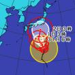 ◆台風12号、本州に上陸の恐れ