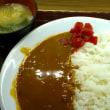 カレーライス390円/木