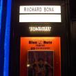 リチャード・ボナ ライブに行った。