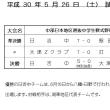 試合結果 5/26 (少年)