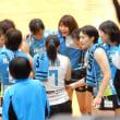 2017・18 VチャレンジⅡ 酒田大会 対浜松 1-3 第1セット先取も、惜しくも力負け