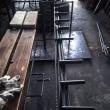 作業台と作業ベンチをつくる ワークショップ用