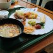 朝食のバイキングがとってもおいしいです(^^♪仙台国際ハーフ。