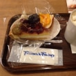 やって来ました 札幌フルーツケーキファクトリー