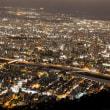 札幌夜景〜冬の藻岩山パノラマ