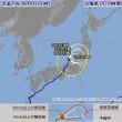 台風5号 ~北陸~