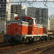 2017年9月21日  越中島支線  新小岩  DE10-1751 越中島工臨3B レール輸送列車 工臨チキ