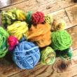 紡ぎ糸のご注文