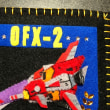 【R-TYPE】OFX-2ワルキュリアエンブレムバッヂVer.3作ってみた