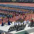 障害者スポーツ大会開会式
