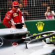 ライコネン2位「メルセデスとの差は思ったより大きかった」フェラーリ F1オーストラリアGP土曜