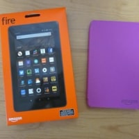 Kindle Fire買いました