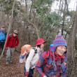 ⑫ 水ヶ丸山登山 : 稜線に聳えるピーク