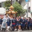 牛嶋神社大祭 神輿