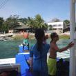 2016年8月 子連れで再訪!モアルボアル旅行記その8…ダイビング終了…利用したショップはこんな感じ