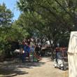東山公園、神酒所、電設工事 2018