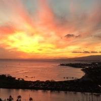 ハワイ旅行、余韻を楽しんでいます。