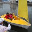 小型ヨット国際大会