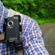 Nikon Key Mission 80 でルート撮影