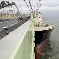 日之出海運が国内撤退へ 関空橋衝突事故で